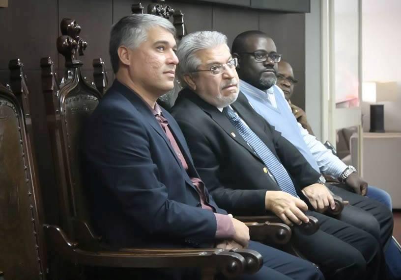Visando Prefeitura de Jaboticabal, Junior de Vitto teria ex-deputado Dr. Nechar como vice (Foto: Redes Sociais/Junior de Vitto)