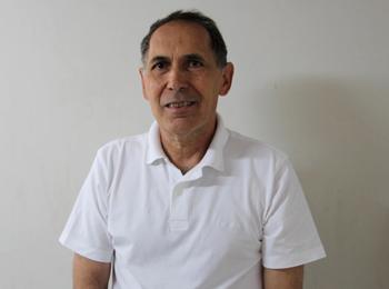 Dr. Adolfo Pavanelli Neto, presidente do Centro Espírita Caridade e Fé falou sobre a entrega da feijoada (Foto: Renan Leite/Jornal 101)