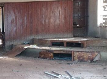 Com ajuda da Aciaja, Clube deverá ser restaurado (Foto: Reprodução/Redes Sociais)