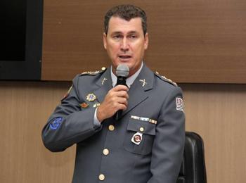 Coronel Humberto Figueiredo, comando do policiamento do interior, Cpi 3 (FOTO: Reprodução)