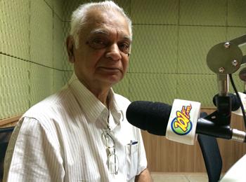 Dr. Dorival de Andrade (Foto: Fábio Penariol/Jornal 101)