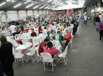 Festa do Quitute é realizada em comemoração ao aniversário da cidade (Foto: Site da Prefeitura de Jaboticabal)