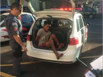 Homem acusado de matar padrasto foi preso