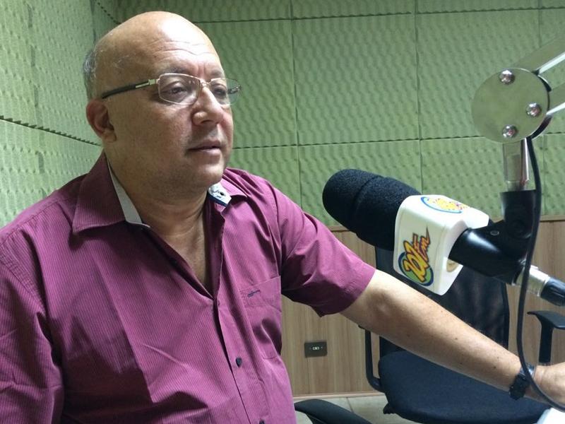 Amauri Moreira, gerente da Cetesb em Jaboticabal (FOTO: Fábio Penariol/Jornal 101)