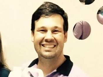 Alcides Cintra, professor de inglês (FOTO: Alcides Cintra/Rede Social)