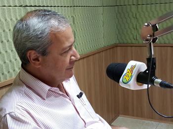 Pedro Alves, diretor da FCAV-Unesp de Jaboticabal (FOTO: Renan Leite/Jornal 101)