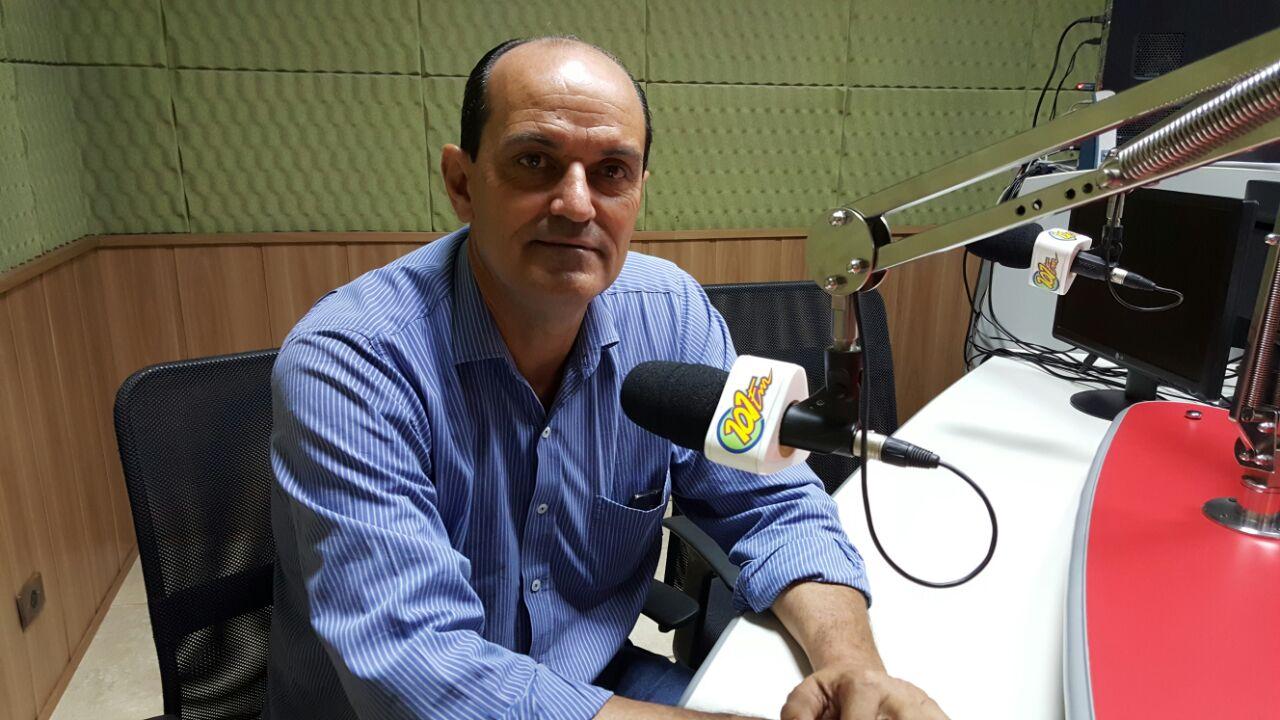 Pepa Servidone, vereador eleito pelo PPS (Foto: Renan Leite/Jornal 101)