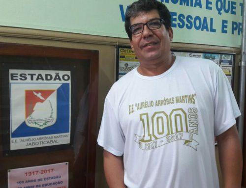 Escola Estadual Aurélio Arrobas Martins segue com inscrições para o EJA até 1° de fevereiro; vice-diretor comenta