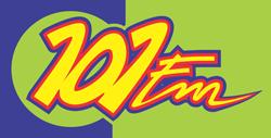 101FM Logotipo