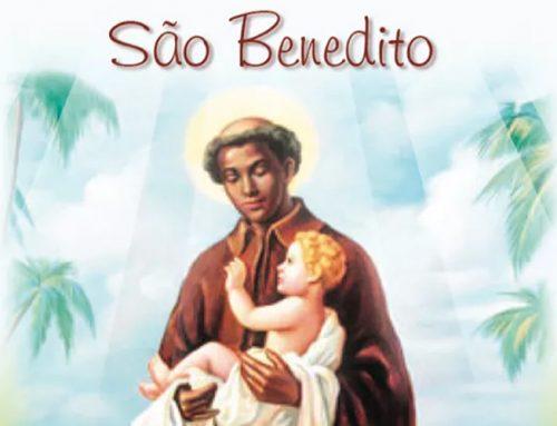 Padre Eliel toma posse nesta quarta-feira, 27, na Paróquia de São Benedito; ele conversou com o Jornal 101