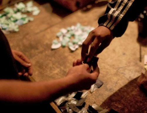 Tráfico de drogas