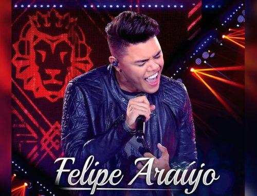 Felipe Araújo comemora 70 milhões de views