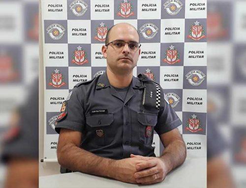 Capitão Tayar, da Polícia Militar, comenta sobre os golpes na praça, que acontecem com frequência