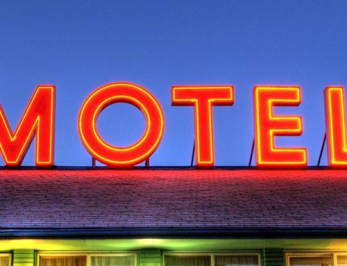 No motel!