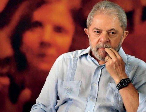 Impugnado candidato Lula