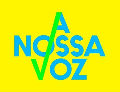 """Artistas se reúnem para cantar """"A Nossa Voz"""""""
