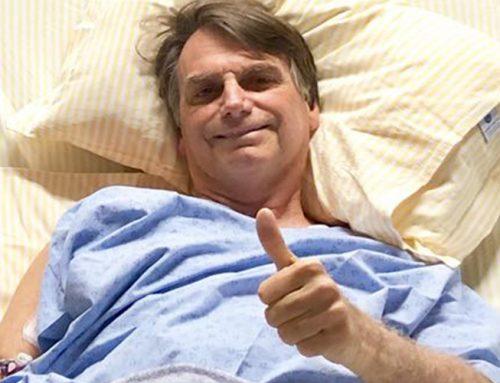 Bolsonaro sofrerá terceira cirugia