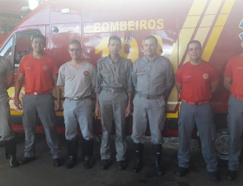 Após casa pegar fogo em Jaboticabal, Sargento do Corpo de Bombeiros orienta sobre possíveis princípios de incêndio