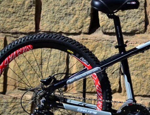 Ciclista furtado