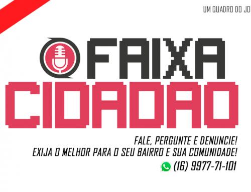 """Presidente da Câmara, Pretto Miranda (PODEMOS) responde as reclamações da semana do quadro """"Faixa Cidadão"""""""