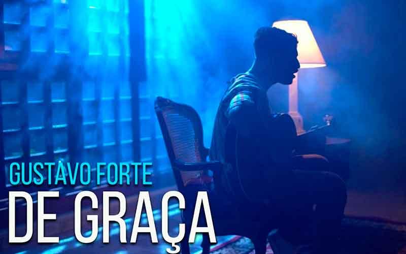 Assista o clipe de Gustavo Forte