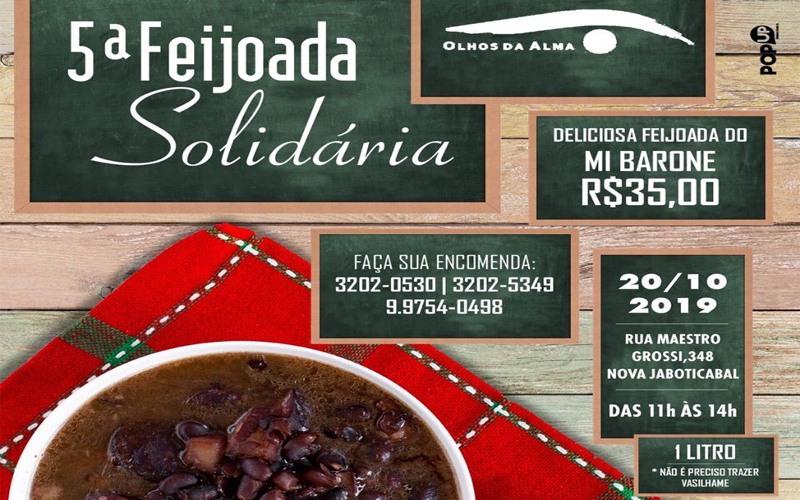 Feijoada Beneficente