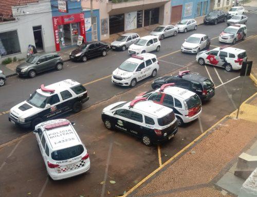 Plantão Policial: Jaboticabal tem moto furtada no centro e homem preso por tráfico de drogas
