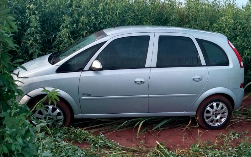Veículo é localizado próximo a Rodovia Faria Lima, em Jaboticabal