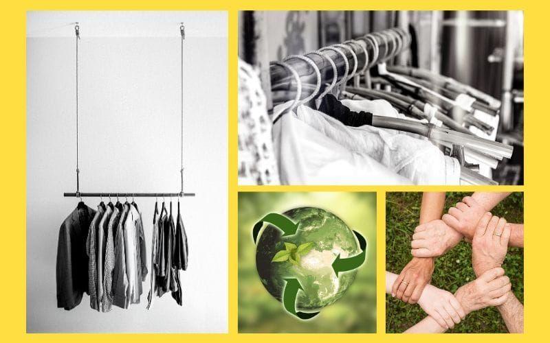 Sustentabilidade e seu guarda-roupa