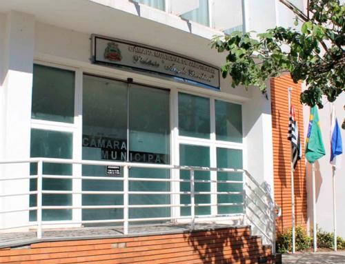 Segunda sessão ordinária da Câmara Municipal de Jaboticabal, que aconteceu em novo horário, é tranquila