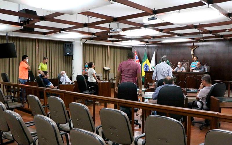 Vereadores rejeitam abertura de crédito de quase R$1,7 milhão para o transporte coletivo