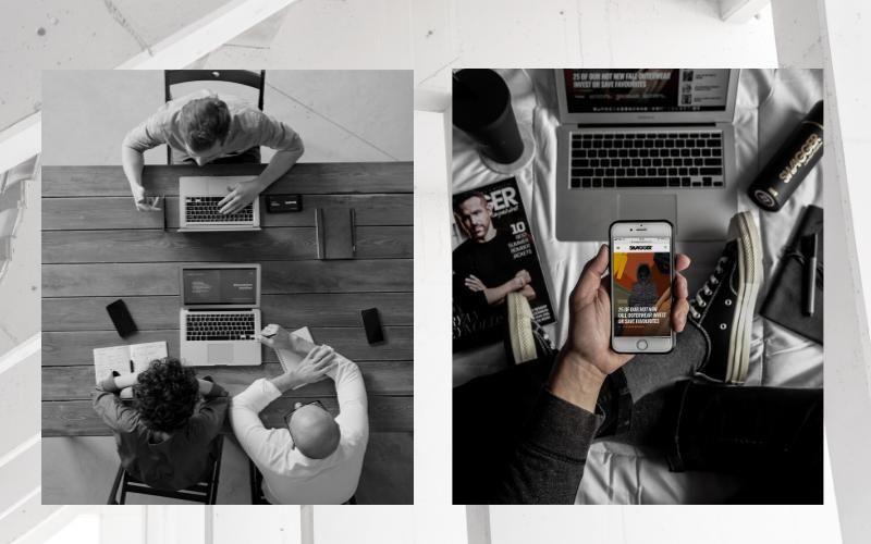 Como lapidar a sua comunicação visual para o mundo digital