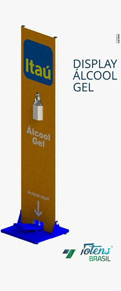 Display Alcool Gel 2 – widget