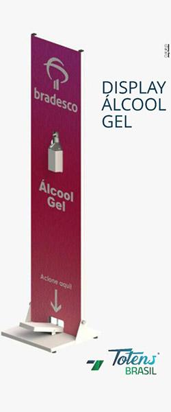 Display Alcool Gel – widget