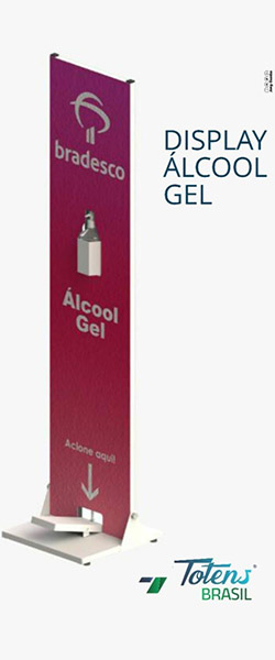 Display Alcool Gel – widget
