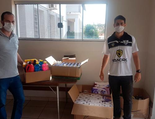 """Presidente do Jaboticabal Atlético faz balanço das doações na campanha """"Jotão Solidário"""""""