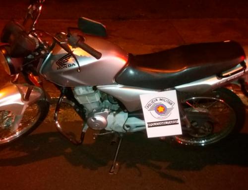 Jaboticabal registra uma série de ocorrências ao longo da noite e madrugada; PM flagrou furto de moto e a recuperou antes da vítima registrar B.O