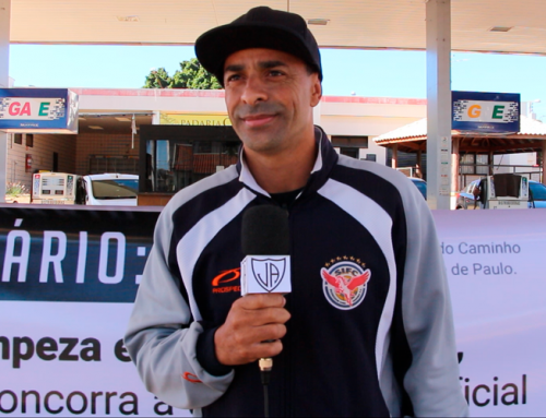 Ex-Jaboticabal Atlético, atacante Pedrão fala da experiência em atuar no exterior; país registra média de 600 transferências por ano