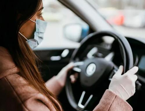 Especialista em trânsito explica sobre o uso de máscaras para motociclistas e taxistas