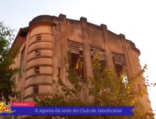 """""""Como fazer uma cidade melhor"""" apresenta o abandonado Club Jaboticabal; local chegou a ter projeto de reforma, mas não avançou"""