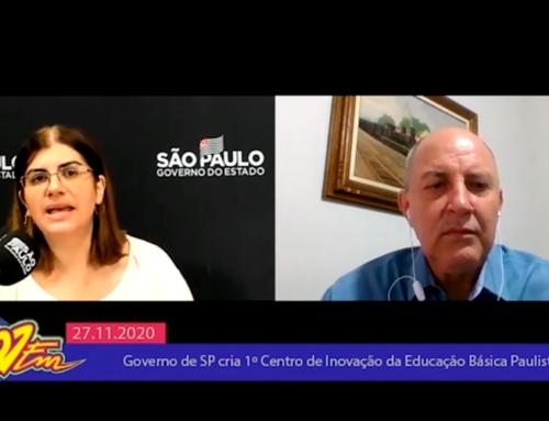 Governo do Estado de São Paulo cria o I Centro de Inovação da Educação Básica Paulista