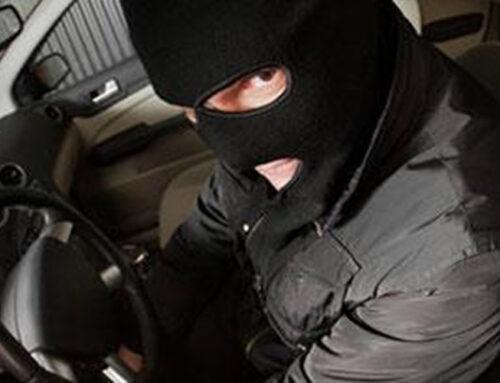 Plantão Policial – Flagrante de furto de veículo