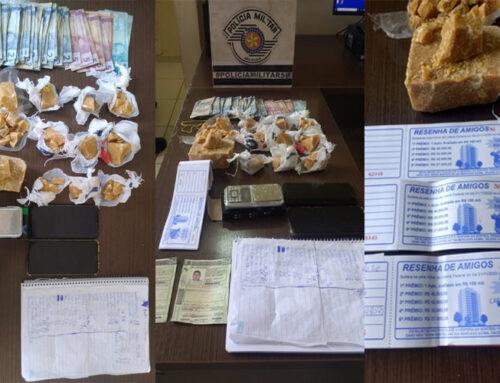 PLANTÃO POLICIAL – Operação predadora e dois homens presos por tráfico