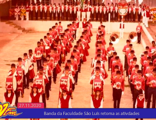 Após oito meses sem se apresentar, Banda Musical São Luís retoma atividades neste domingo, 30