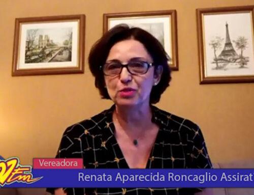 Vereadora eleita Renata Assirati