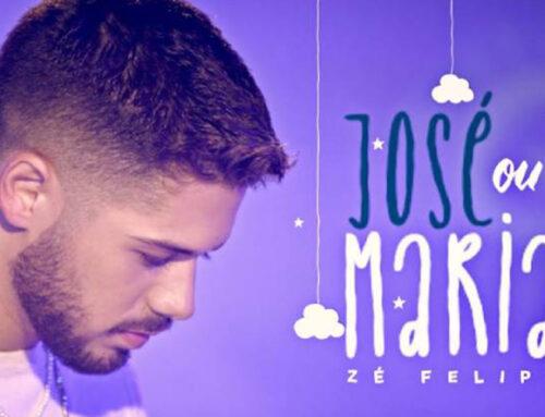José ou Maria! ZÉ FELIPE lança música para o filho e encanta web