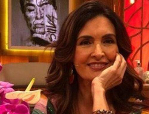 Fátima Bernardes revela câncer de útero em estágio inicial: 'ESTOU BEM'