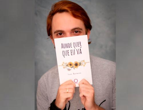 Em live no Facebook, escritor jaboticabalense lança livro na noite desta quinta-feira, 3, às 20h,