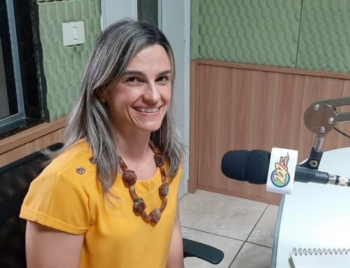 Secretária de Assistência e Desenvolvimento Social, Luciana Bergo faz balanço dos trabalhos na administração municipal