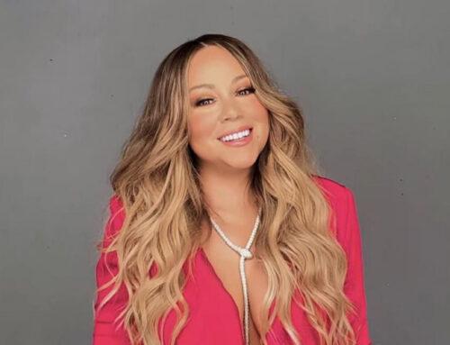 Mariah Carey canta clássicos de Natal em vídeo divertido